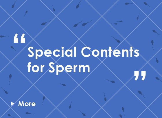 Special Contents for Sperm